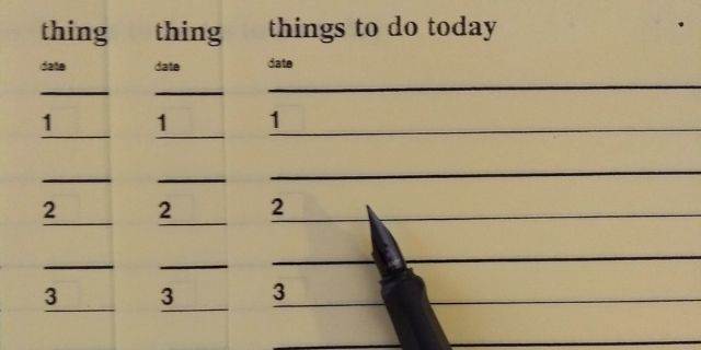 Analogue Planning (1)