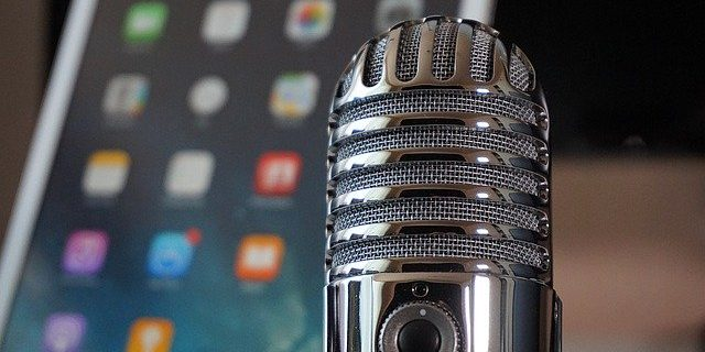Podcasts: Support for artists